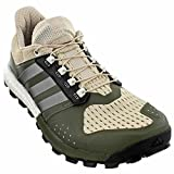 adidas Men's Raven m Trail Runner, Clear/Brown/Neo Iron Met. Base Green S, 7 M US For Sale