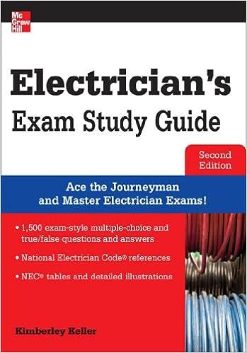 Electrician's Exam Study Guide 2/E, Kimberley Keller, eBook