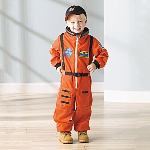 Smithsonian Child's Astronaut Suit (Youth medium) - Mercury Space Suit Costume