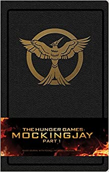 Hunger Games: Mockingjay Part 1 Hardcover Ruled Journal por Insight Editions epub