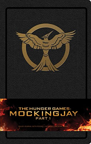 The Hunger Games: Mockingjay Part 1 Hardcover Ruled Journal (Large) (Insights Journals)
