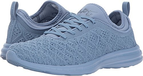 Athletic Propulsion Labs (APL) Women's Techloom Phantom Grey Denim 7 B US