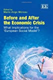 Before and after the Economic Crisis, Marie-Ange Moreau, 1849809925