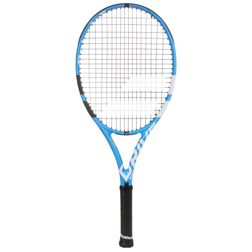 Babolat 2018 Pure Drive Junior 26 – STRUNG with COVER – Tennis Racquet
