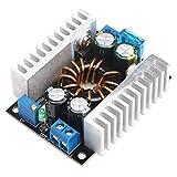 DROK 150W DC Boost Converter Power Module Voltage Regulator Board 10-32V/8-16V to 8-46V 12/24V Step-up Volt Inverter Controller Stabilizer for Car Automotive Vehicle Motor Generator