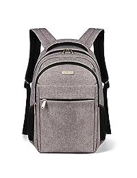 Advocator 15.6 Inch Laptop Bag Business Case School Backpack College Daypack