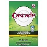 Cascade Powder Dishwasher Detergent, Lemon Scent 120 OZ