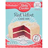 Betty Crocker Mix Rosso Torta Di Velluto (450g)