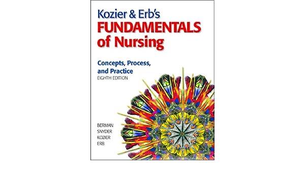 clinical handbook for kozier erbs fundamentals of nursing 8th edition