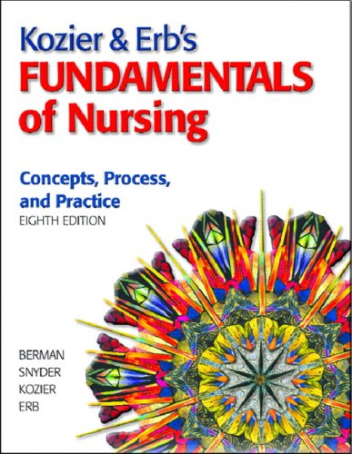 Kozier & Erb's Fundamentals of Nursing Value Package (includes Clinical Handbook for Kozier & Erb's Fundamentals