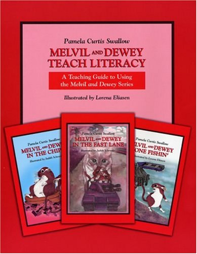 Read Online Melvil and Dewey [2 volumes]: (set includes teacher guide and 3 student books) ebook