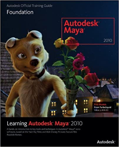 Autodesk maya 2010 free download.