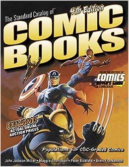 Standard Catalog Of Comic Books Comics Buyers Guide John Miller
