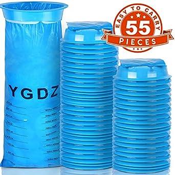 Amazon.com: YGDZ Bolsas de vacaciones, 55 unidades, color ...