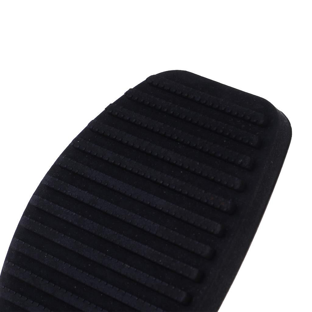 CADANIA F/ür FIAT Doblo Albea Punto Palio Lancia Break Clutch Pedal Pad Gummi Auto-Styling