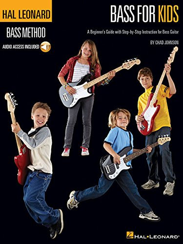 Leonard Bass Kids Step Step product image