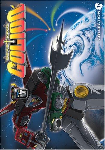 Voltron: Beast King Go Lion Volume 1 - The Lion King Dvd Set