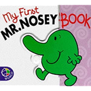 My-First-Mr-Nosey-Mr-Men-Board-Books-Hardcover--4-July-1997