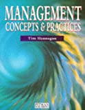 Management Concepts and Practices, Tim Hannagan, 0273607731