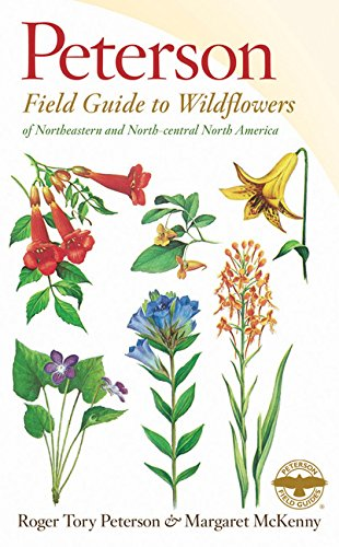 A Peterson Field Guide to Wildflowers: Northeastern and North-central North America (Peterson Field Guides) (Petersons Guide)