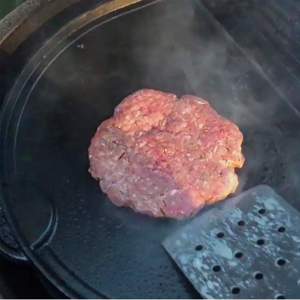 LXGKREL Spatule pour grill spatule spatule pour plancha Teppanyaki pelles set de couverts pour barbecue grattoir hamburger