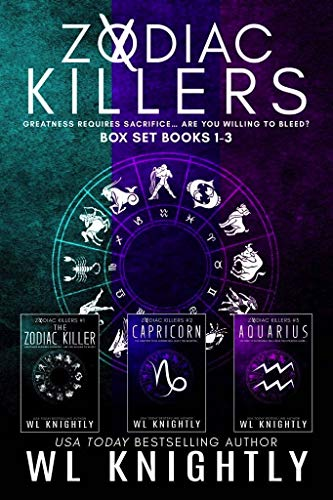 Zodiac Killers: Box Set Books - 1 Boxed Set