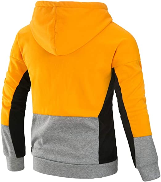 BAGFP Hoodie Sweatshirt Herren DIY Sweatshirt Street Color