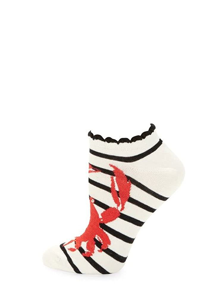Kate Spade New York Crab No-Show Socks