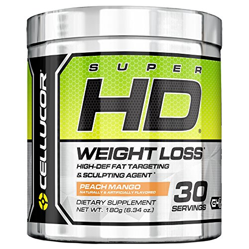 Cellucor SuperHD Thermogenic Fat Burner Powder for Weight Lo