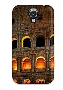 Robin Boldizar's Shop New Arrival Case Specially Design For Galaxy S4 (roman Colosseum)