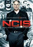 NCIS : Season 14 (DVD 2017, 6-Disc Set)