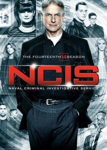 NCIS : Season 14 (DVD 2017, 6-Disc Set)