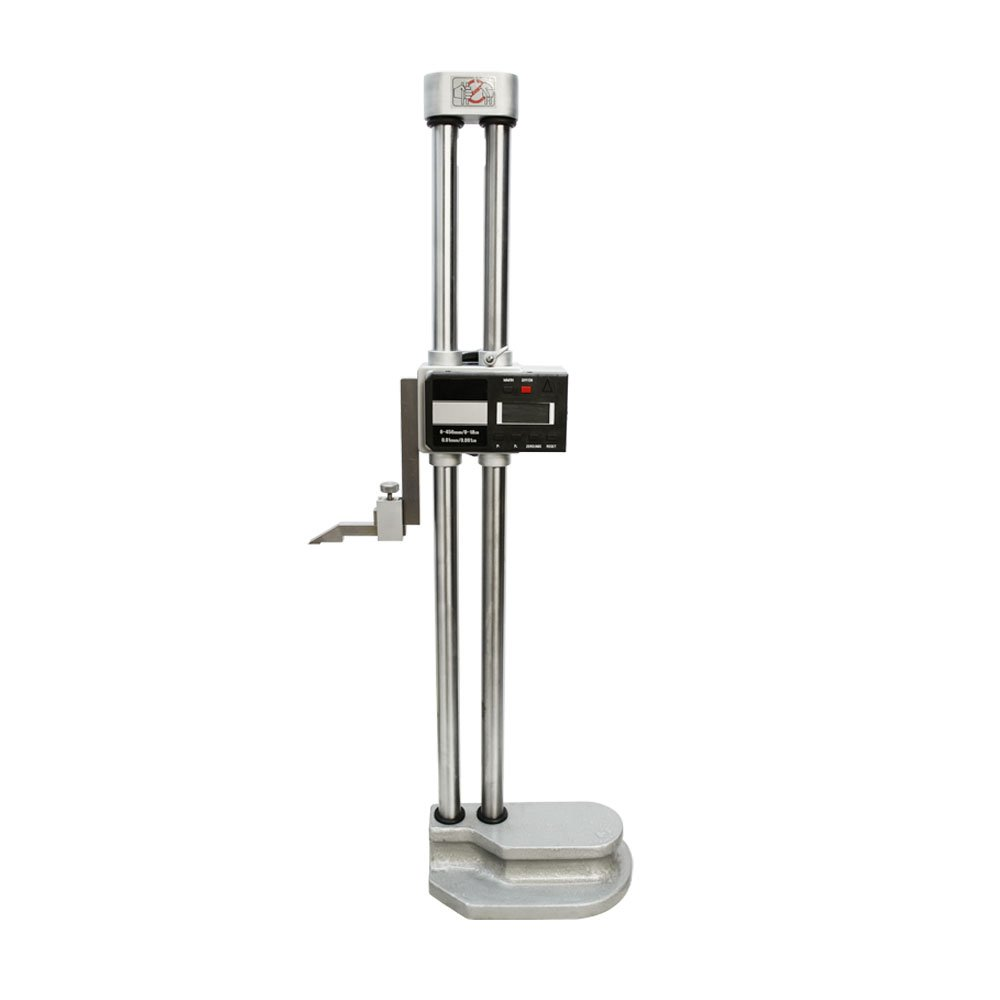 18'' 450MM Digital ELECTRONIC Dual Beam Height Gage Double Column Gauge