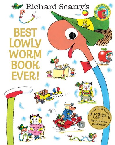 Best Lowly Worm Book Ever product image