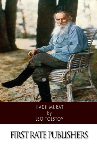 hadji murad essays In gary saul morson's essay on the poetics of tolstoy's didactic fiction, there is  an  the absurdity of his shakespeare essay, led also to hadji murad.