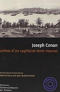 Lettres d'un capitaine terre-neuvas, Conan, Joseph