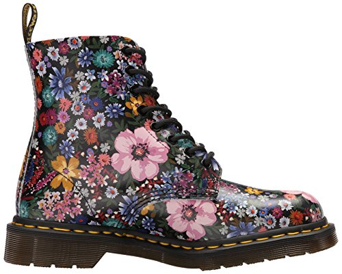 Pink Donna Wanderlust black Multicolore Wl Dr 002 Stivaletti Mallow Pascal Martens xqwT48H
