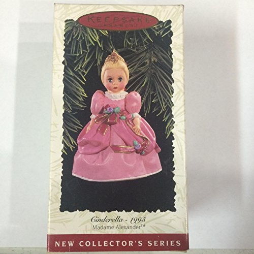 Hallmark Keepsake Ornament - Madame Alexander's Cinderella First in Series 1996 (QX6311) (Christmas Ornament 1996)