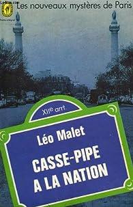 Casse-pipe à la Nation par Léo Malet