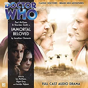 Doctor Who - Immortal Beloved Audiobook
