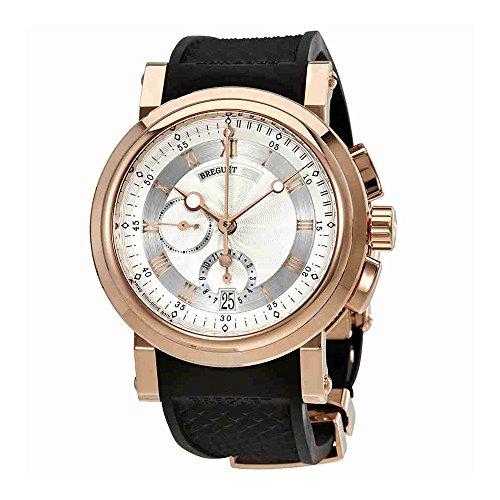 Breguet Marine Automatic 18kt Rose Gold Mens Watch (Breguet Marine)