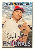 Daniel Murphy baseball card (Washington Nationals All Star) 2016 Topps Heritage #644