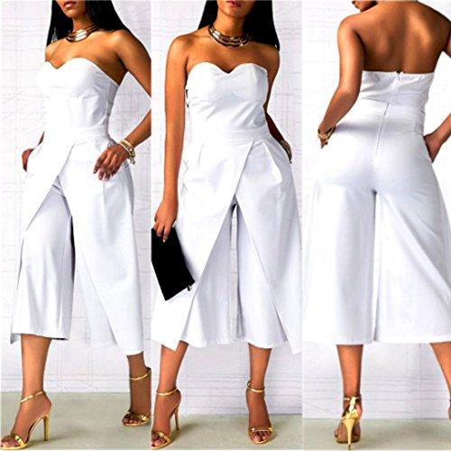 LMMVP - Bolso mochila  para mujer negro blanco medium blanco