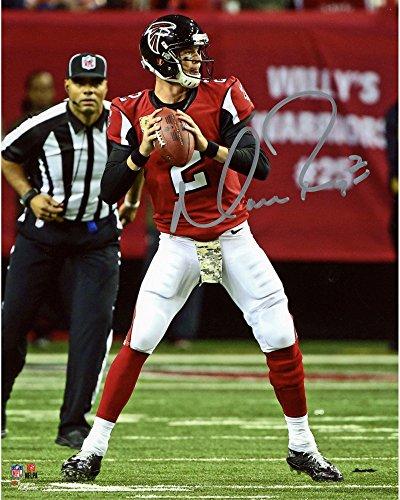 - Matt Ryan Atlanta Falcons Autographed 8