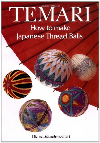 Temari: How to Make Japanese Thread Balls