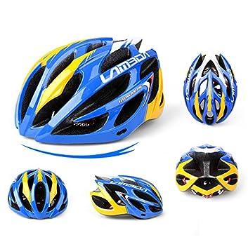 Integrally-molded ciclismo casco para bicicleta de montaña para ...