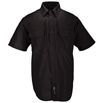 Amazon.com: Cotton Tactical Short Sleeve Shirt: Sports & Outdoors