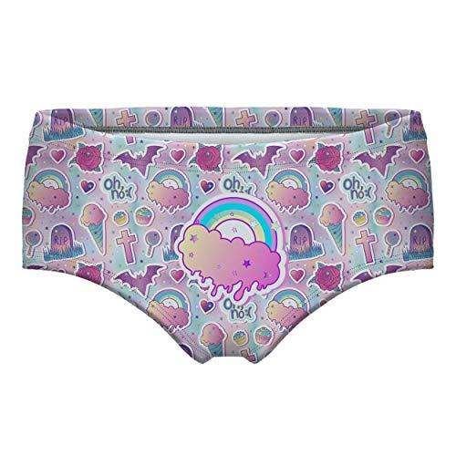 Una ABDL DDLG Briefs Pink Adult Baby Underwear -