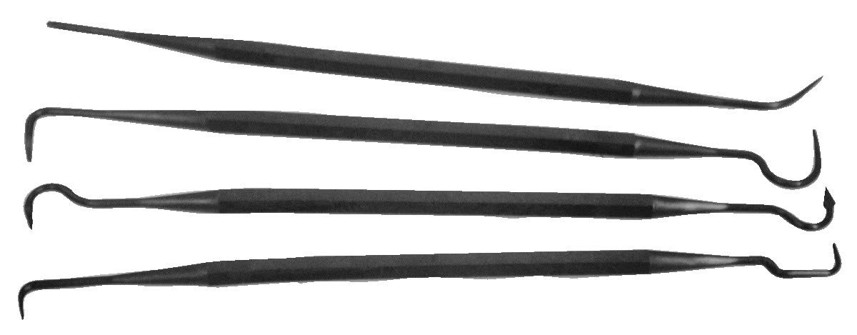 Tipton Firearm Cleaning Pick Set with 4 Picks for Gun Cleaning and Maintenance