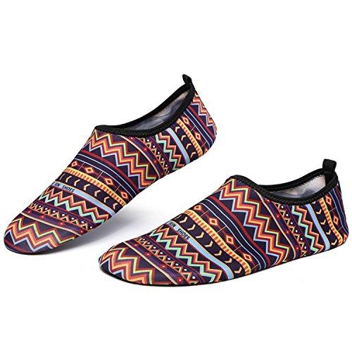 Coac3 Summer Swimming Men Women Shoes Beach Water Shoes Outdoor Walking Shoes Women Quick-Drying Skin Barefoot B07D5F5LCM Shoes 15a008